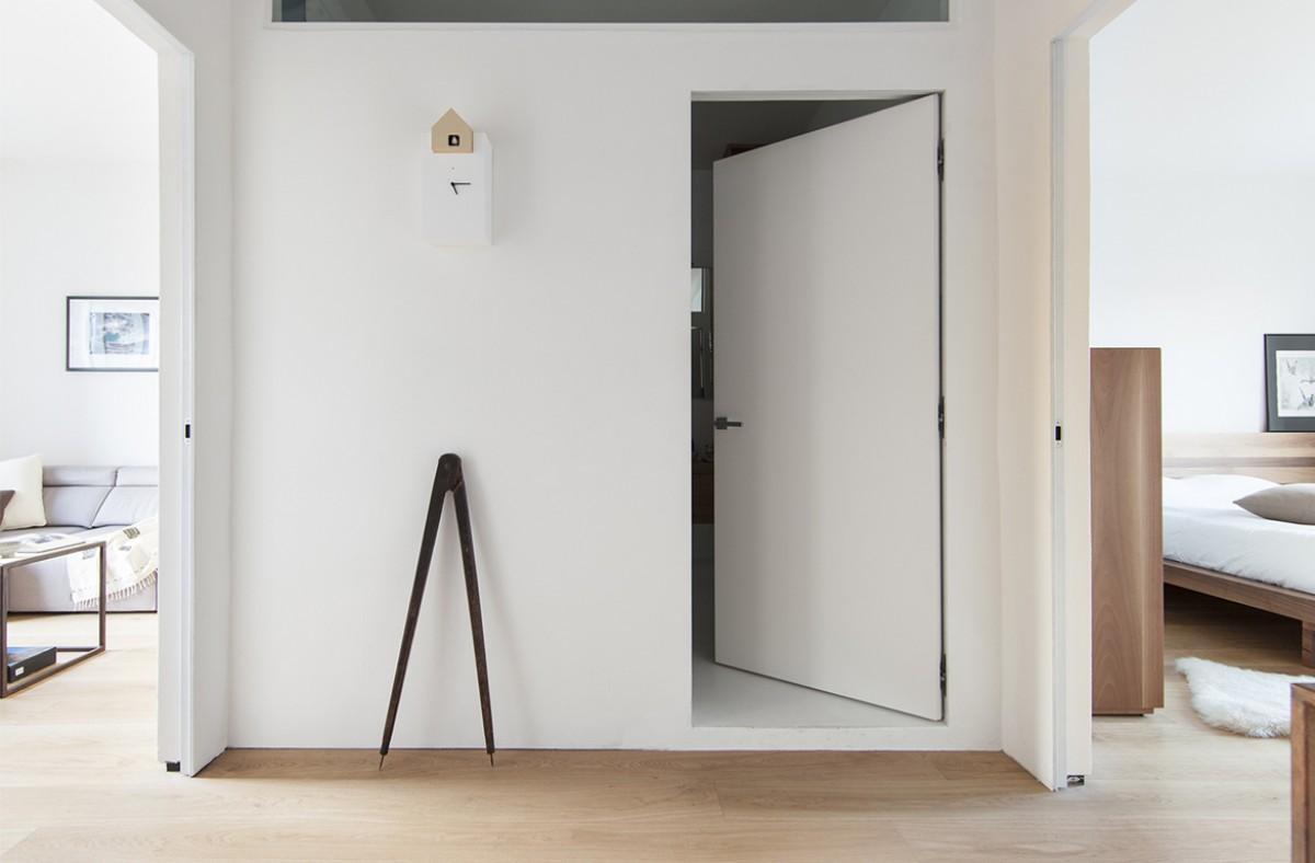Interno dm studio didon comacchio - L invisibile porte ...