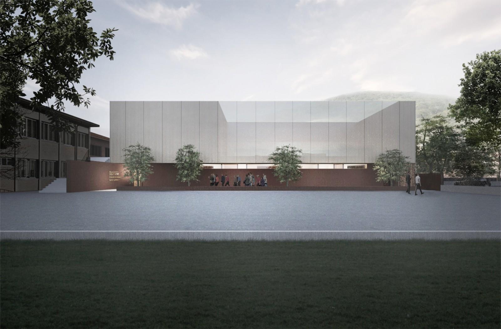 Nembro sports hall