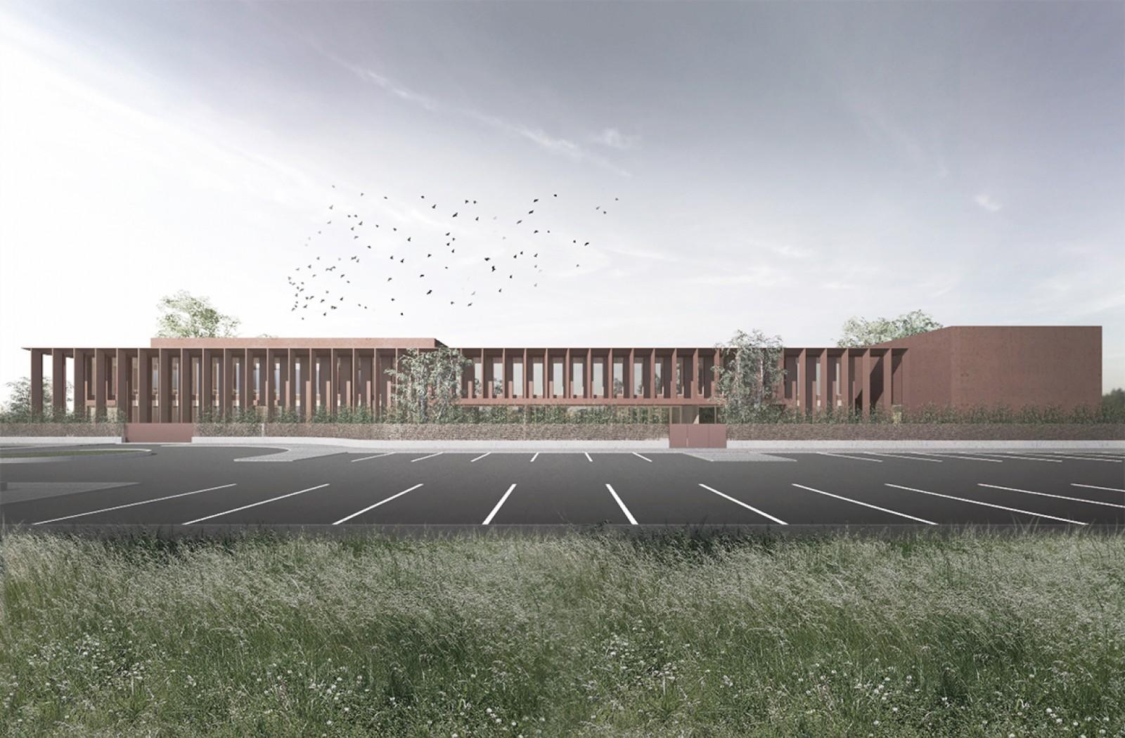 New School in Zibido San Giacomo